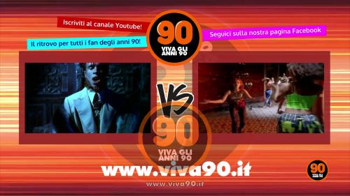 Back Street Boys vs. Spice Girls - Ep. 1 di Viva gli anni 90
