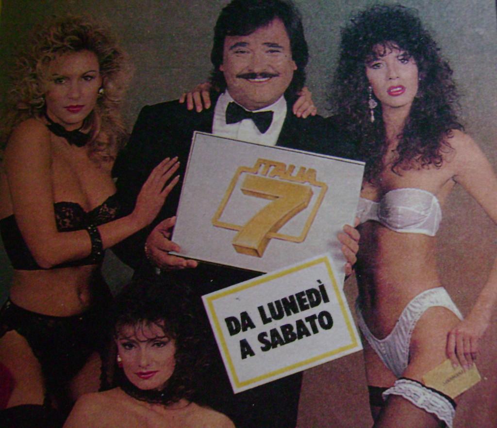 Colpo grosso alma lo moro 80s italian television striptease - 2 3